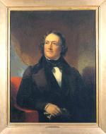 Portrait of Nicholas Biddle by Henry Inman