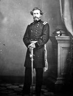 Photograph of General John C. Fremont, ca. 1860 - ca. 1865