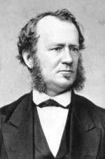 John Forney gave a drunken, impromptu speech supporting Lincoln to crowds that had gathered on the streets of Gettysburg the night before the cemetery dedication ceremony.'