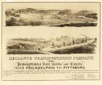 Reliance Transportation Co. lithograph