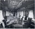 Interior Pullman Car.