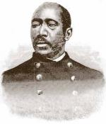 Martin R. Delany helped coordinate Underground Railroad activities in the western part of Pennsylvania.