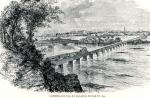CVRR Bridge across the Susquehanna, engraving
