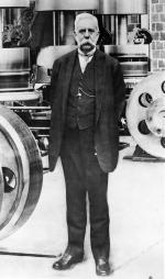 Photograph of George Westinghouse