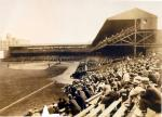 Photograph of the First Colored World Series at Baker Bowl 1924