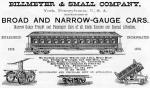 Brill 1879 advertisement