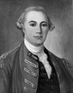 A portrait of General John Forbes.