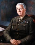 Oil on canvas Edward Martin.