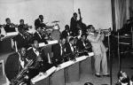 Dizzy Gillespie and his orchestra.