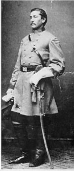 Full length photo of Harry Gilmor.
