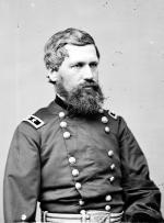 Oliver Otis Howard in uniform.