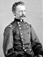 Photograph of Maj. Gen. Henry W. Slocum in uniform.