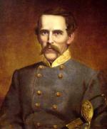 Portrait of Confederate General Robert Emmet Rodes, by William D. Washington, ca. 1863. (VMI Class of 1848).