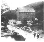 Givens Brothers paper mill at Papertown.