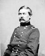 Photograph of General John Buford in uniform.