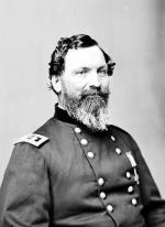Photograph of Maj. Gen. John Sedgwick in uniform.