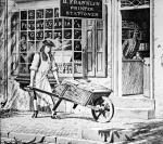 Benjamin Franklin's Printing Shop'