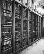 Vacuum Tubes of ENIAC