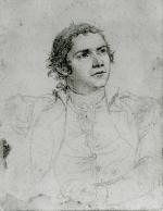 Portrait General Hugh Mercer, Jr. (Study for The Death of General Mercer at the Battle of Princeton   '