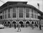 Forbes Field 1956 exterior