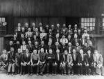 Group photograph of Rolling Mill Crew.