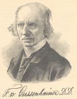 Image of Frederick Wilbono Geissenhainer