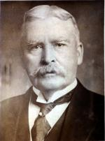 Photograph of George G. McMurtry, head and shoulders.