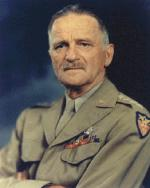 General Carl A. Spaatz in uniform