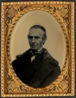 Ambrotype portrait,head and shoulders.