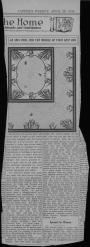 Capper's Weekly, Iris Pool, April 28, 1934