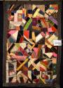 Plaid Crazy Quilt-Contained